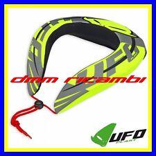 Collare UFO plast supporto protezione collo cross enduro motard PC02367