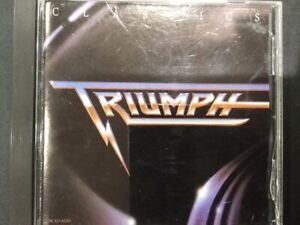 Classics by Triumph CD, 1995 - Greatest Hits - MCA
