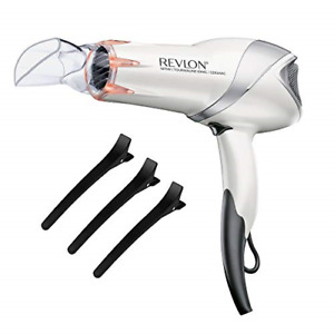 Revlon RVDR5264 Infrared Hair Dryer with Clips 1875W (Open Box)