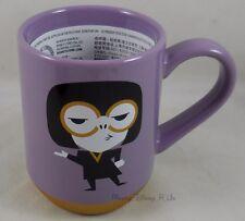 New Disney Store The Incredibles Edna Mode Purple Ceramic Coffee Cup Mug