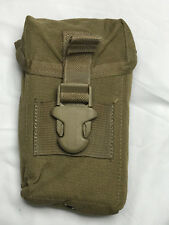 Coyote USMC Optical Instrument Pouch Molle