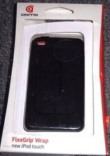 NEW Griffin FlexGrip Wrap for iPod Touch 4 Black