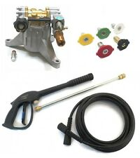 New 3100 PSI POWER PRESSURE WASHER PUMP & SPRAY KIT Campbell Hausfeld PW1755V3LE