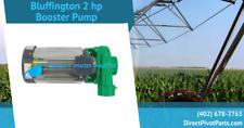 Bluffton 2-Hp 130 Gpm Pivot Booster Pump w/ Impeller