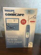 Philips Sonicare Series 2 Plaque Control Electric Toothbrush Blue HX6211, New