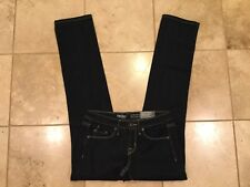 Mossimo jeans New with tags Mid rise, Straight, Super Stretch. Size 0/25/R