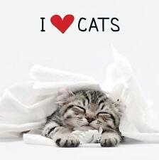I Love Cats by Adams Adams Media (2014, Hardcover)