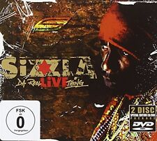 Sizzla - Da Real Live Thing [CD]