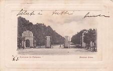 * ARGENTINA - Buenos Aires - Portones de Palermo 1903