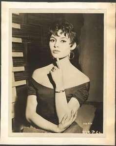 R Photo On Paper Brigitte Bardot French Actress Very Nice