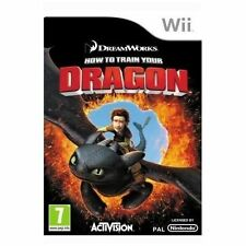 HOW TO TRAIN YOUR DRAGON - Nintendo Wii ~PAL~7+ Action Game