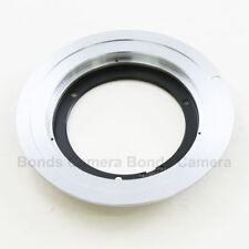 New Rollei QBM QB mount Lens to Canon EOS EF Adapter 5D II III 7D 60D 600D 650D