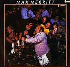 MAX MERRITT keeping in touch 2383 514 A1/B1 1st pressing uk 1978 LP PS EX/VG+