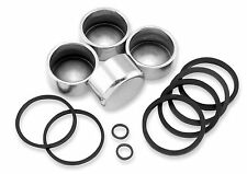 HARLEY SPORTER SOFT TAIL ROADKING ROADGLIDE 4 CALIPER PISTONS & SEALS KIT 19143M
