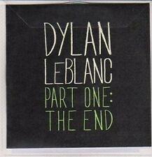 (DC403) Dylan LeBlanc, Part One: The End - 2012 DJ CD