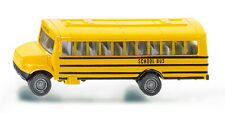NEW Siku US School Bus Die Cast Toy Car 1319