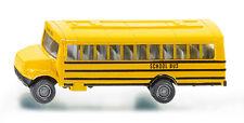 NEW Siku US School Bus Die Cast Toy Car 1319
