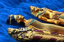 EGYPTAIN,Collector Pen,Set of 3, Nefertiti, Tutankhamu
