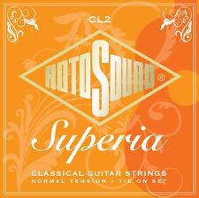 Rotosound CL2 Superia Corde per Chitarra Classica Tensione Normale UK