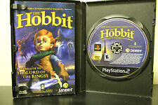 Hobbit  (Sony PlayStation 2, 2003) *Tested