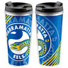 NRL Coffee Travel Mug - Parramatta Eels - Drink Cup With Lid BNWT - 2018