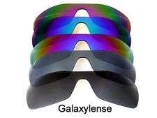 Galaxy Replacement Lenses for Oakley Antix Black&Gray&Purple&Blue&Green 5Pairs
