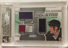 2012-13 Ultimate Jeremy Roenick Jersey Patch /24 All Star Player Silver ITG