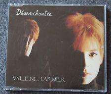 Mylene Farmer, desenchantée, Maxi CD France