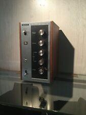 sony Amplifier Sq100 decoder guadrophonic design retro space age vintage rare