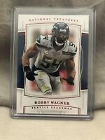 2019 Panini National Treasures Bobby Wagner Red Base 48/54 SEAHAWKS