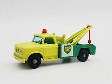 Matchbox Lesney No 13 BP Dodge Truck Wrecker Tow Truck   Amazingly Preserved!