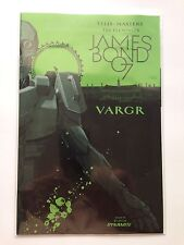 Ian Fleming's James Bond Vargr #4 Comic Book Dynamite Cover A 007