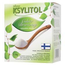 Ksylitol krystaliczny - cukier brzozowy 1kg