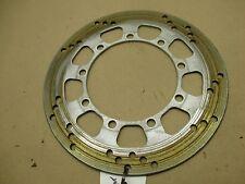 2006 Kawasaki KLR 650 front disc brake rotor