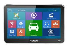 Xgody 560 5'' GPS SAT NAV Car/Truck Navigation System