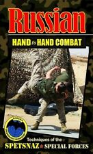 Russian Hand to Hand Combat Techniques of Spetsnaz Special Forces Book Rare!