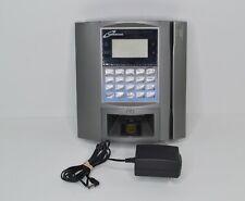 Accutime Maximus Mxs Time Amp Attendance Time Clock Biometric Scanner Ceridian