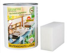 LIXUM Beutenschutz Lasur,1 BEUTE, Von Imkern empfohlen! Bienentest ! rein biolo.