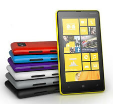"Original Unlocked Nokia Lumia 820 - 4.3"" Windows Phone 4G Wifi 8MP NFC"