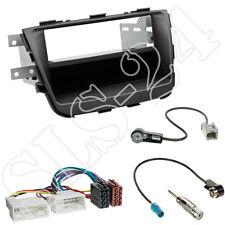 Kia Sorento II XM Facelift ab10/2012 DIN Blende+Fach+ISO Adapter+Antenne Stecker