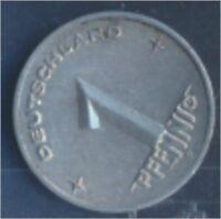 DDR Jägernr: 1501 1950 E vorzüglich 1 Pfennig Ähre auf Zahnrad (7849399