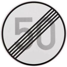 Verkehrszeichen ende 50 Verkehrsschild F. 60 Geburtstag