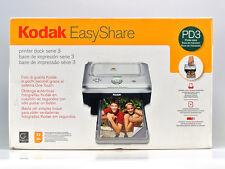 KODAK EASYSHARE PD3 PRINTER DOCK SERIE 3 NUOVA/NEW