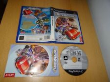 Videojuegos de carreras de Infogrames Sony PlayStation 2