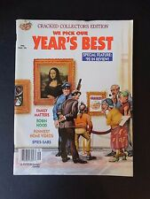 Cracked Magazine Collector's Edition Year's Best ~ #92 Sept 1992