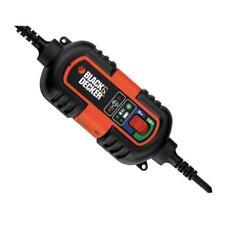 BDV090 - Cargador de baterías 6-12V de mantenimiento Black & Decker.