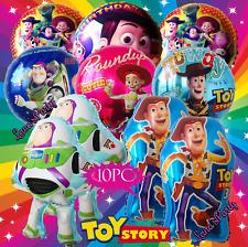 NEW 10pc GIANT Woody & Buzz Jessie Toy Story Birthday Party Balloon balloons
