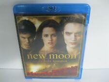 The Twilight Saga NEW MOON bluray movie