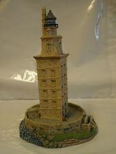 Harbour Lights La Coruna Spain Lighthouse 1999 #235 235 2737/6500