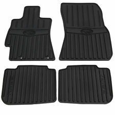 OEM 2010-2014 Subaru Legacy Outback All Weather Floor Mats Rubber NEW J501SAJ000